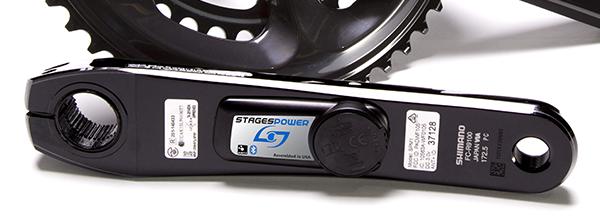 Stages cycling lance de nouveaux capteurs de puissance