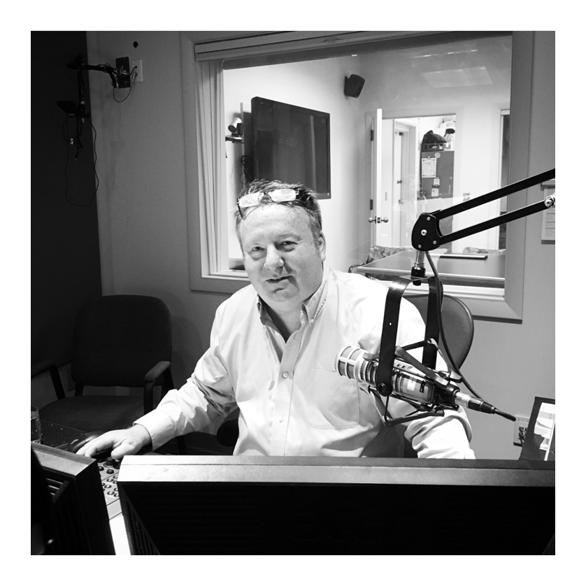 Keith Shortall, host of Maine Calling program in April