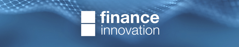 Finance Innovation logo header