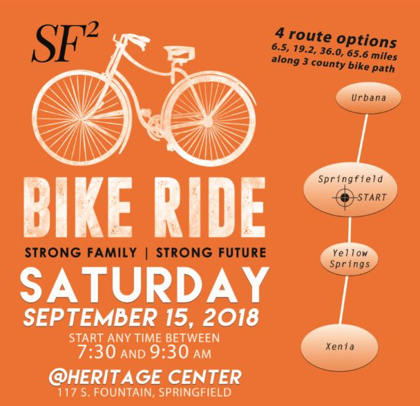 Bike ride info