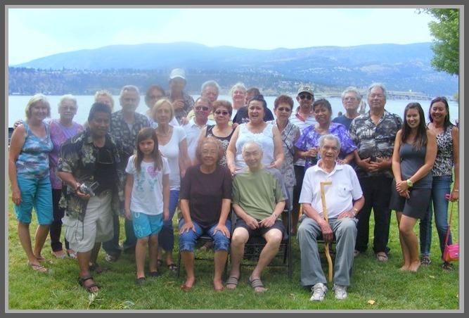 August 4, 2013 Kumpulan at Kinsman Park in Kelowna, BC.  Photo by Ben Goutier