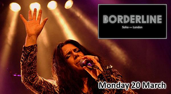 Borderline 20th March