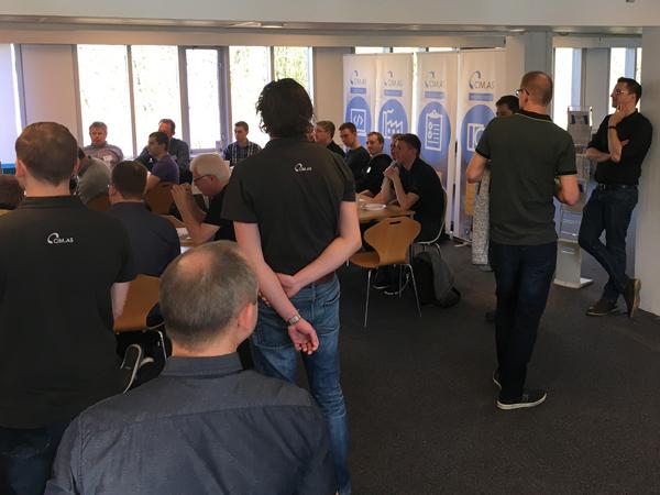 SeqZap brugergruppemøde 2017