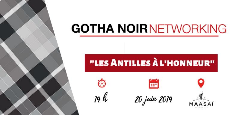 Gotha Noir networking du 20 juin 2019