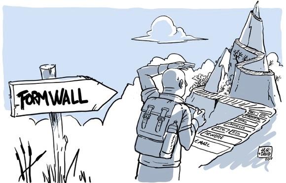El Formwall