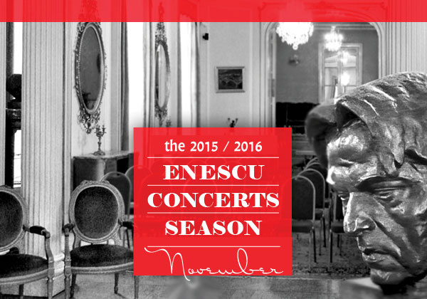 Enescu Concerts Season, March Concert