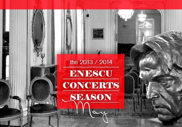 Enescu Concerts Season, May Concert