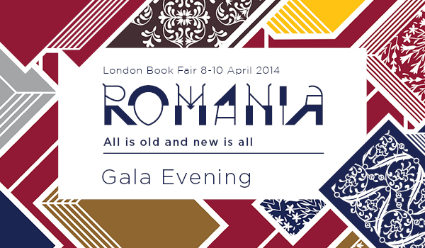 Romania at the London Book Fair - Gala Evening