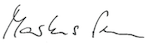 Signatur Markus Senn
