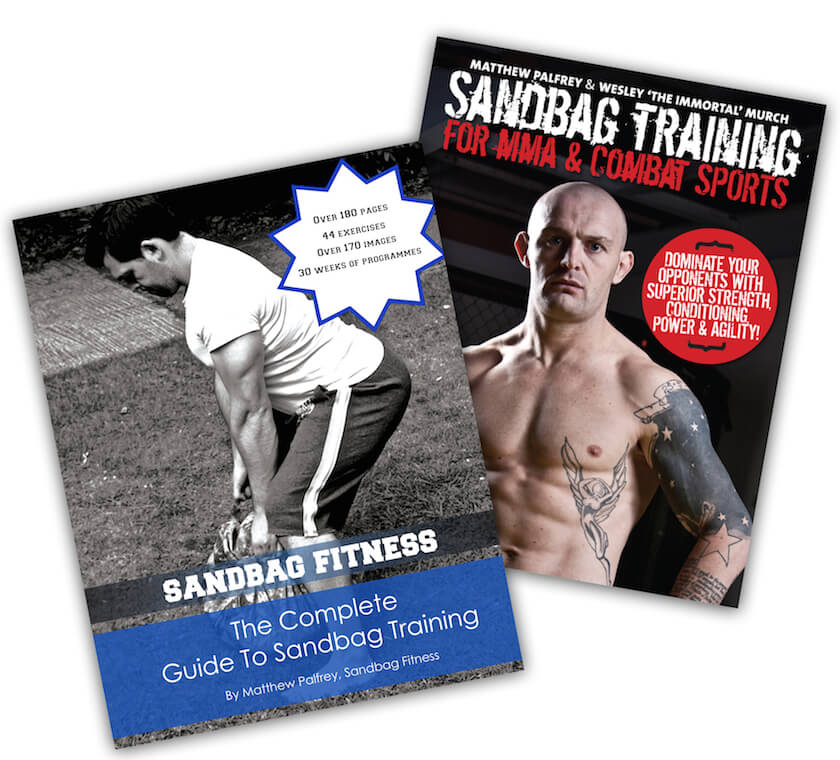 Sandbag Fitness Books