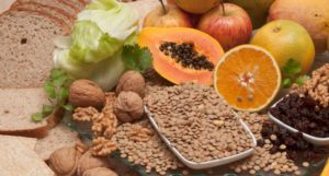Your allies to take care of your gut microbiota: a varied diet with high-fiber content
