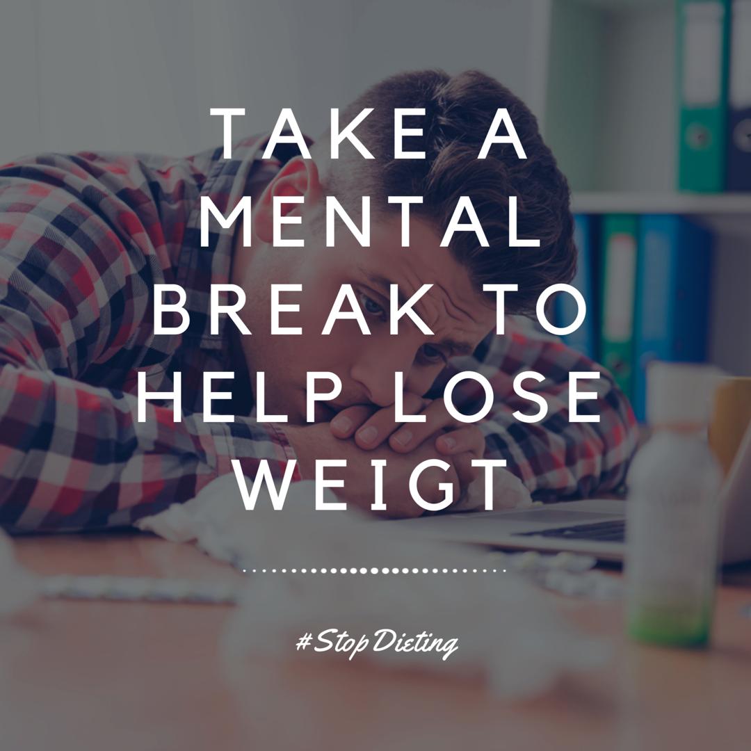 lose weight mindset