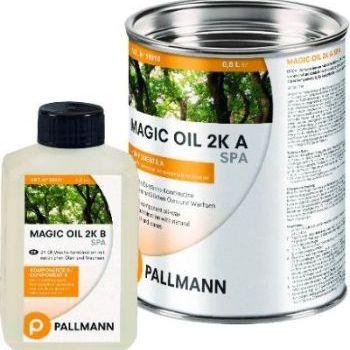 PALLMANN MAGIC OIL 2K SPA. SPAR 15%