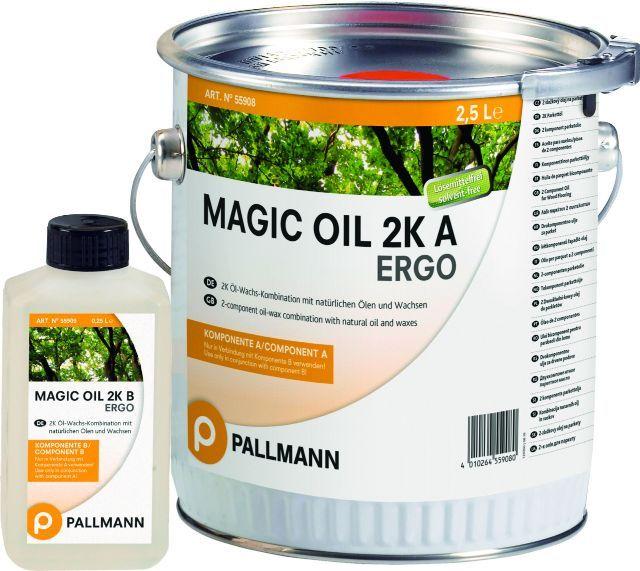 PALLMANN MAGIC OIL 2K ERGO. SPAR 15%