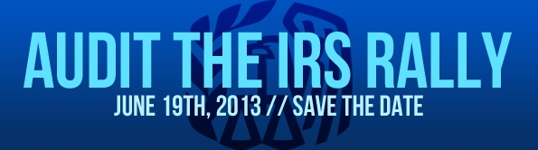 Audit the IRS Rally