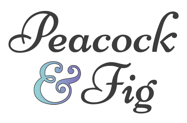 Peacock & Fig logo
