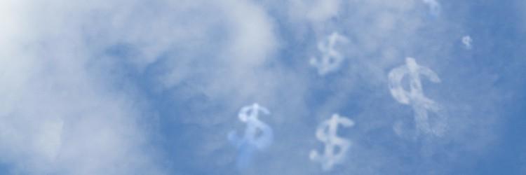 Money in the Cloud