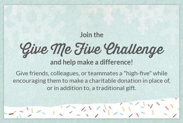 Evite #GiveMeFive