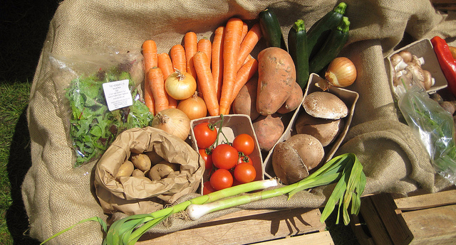 Sign up for your local CSA