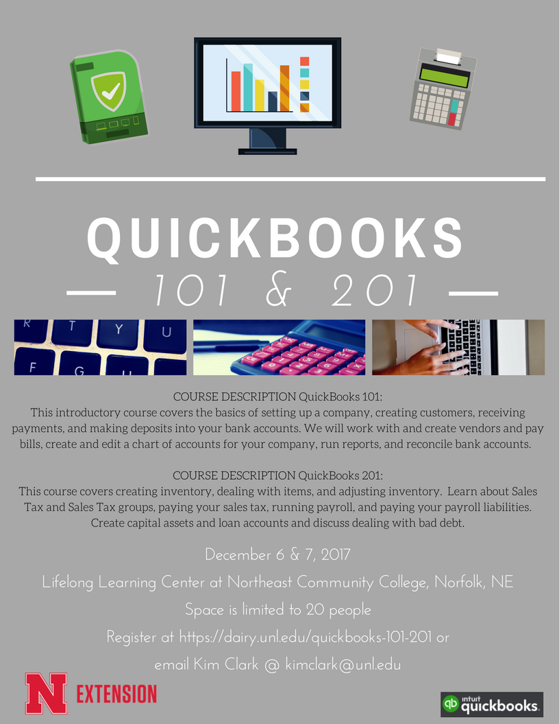 QuickBooks flyer