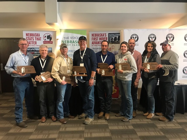 2017 Milk Quality Award Winners