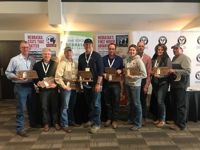2017 Milk Quality Award Winners