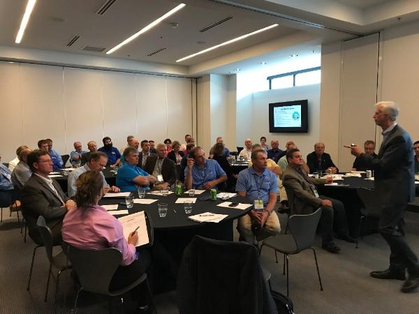 Nebraska dairy producers attend Midwest Dairy Forum