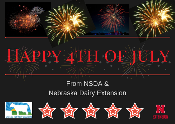 Happy 4th from Nebraska Extension and NSDA