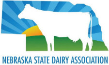 Nebraska State Dairy Association logo