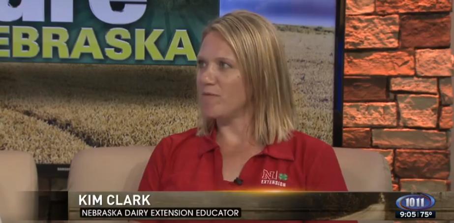 Kim Clark speaks about LERP on Pure Nebraska