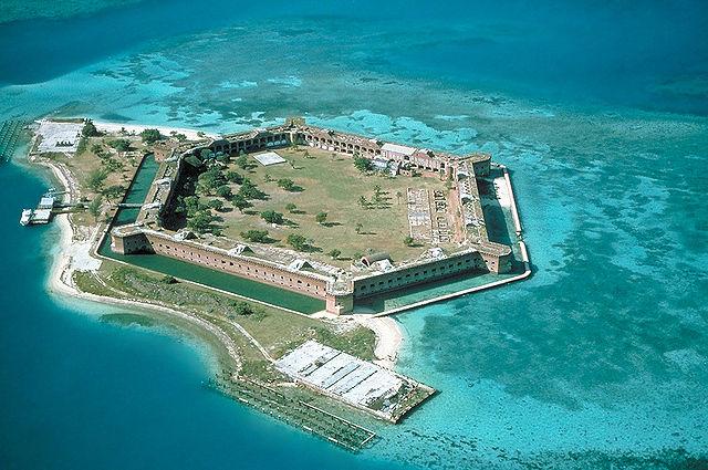 Fort Jefferson, Dry Tortugas