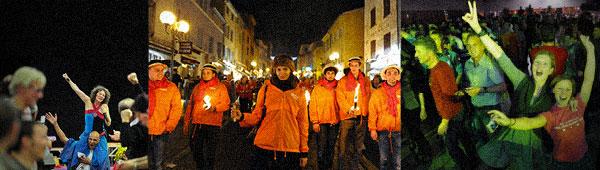 Le Marathon international du Beaujolais, samedi 23 novembre 2013 MIB.2