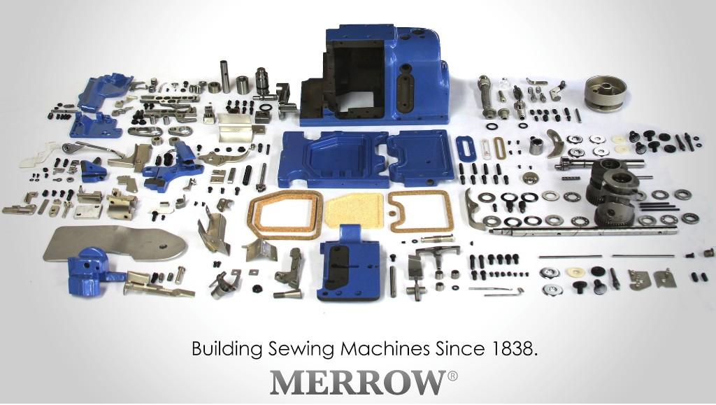 Merrow Genuine Spare Parts