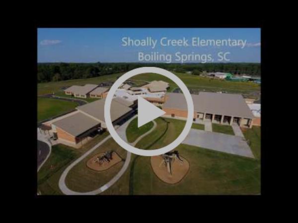 Shoally Creek Elementary SL2016 Roof HWPA16 Wall FP1012 Soffit CG7 Gutter