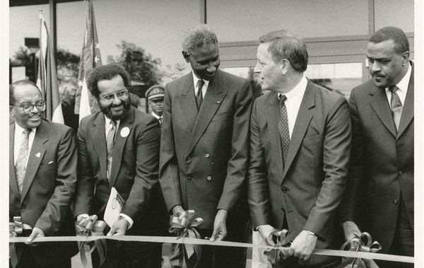 NAAMCC opening 1988