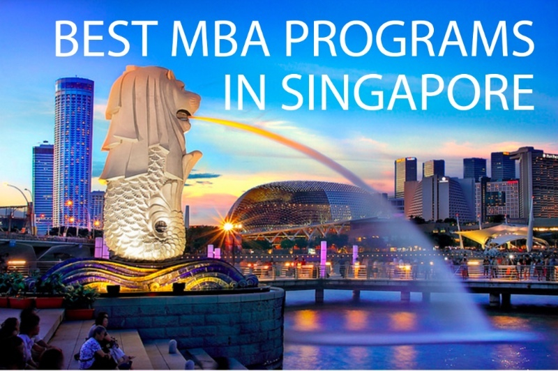 Best MBA Programs in Singapore