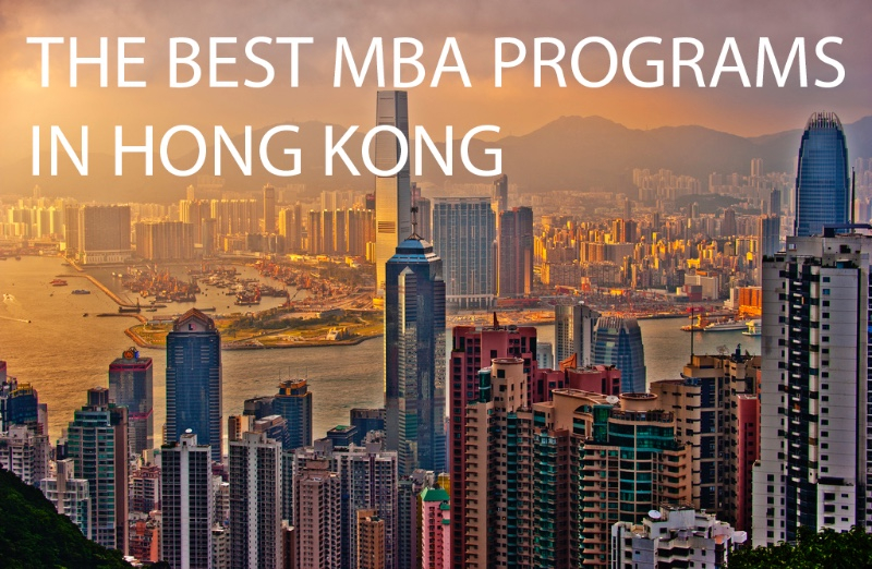 Best MBA Programs in Hong Kong