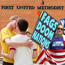 Massive Methodist Mess
