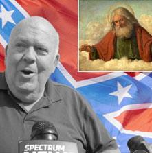 Politician: 'God is Racist'