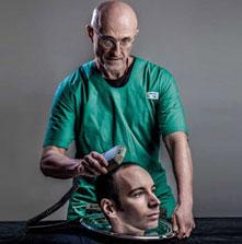 First Head Transplant