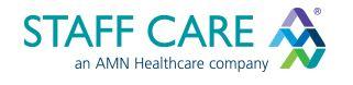 Staff Care logo.