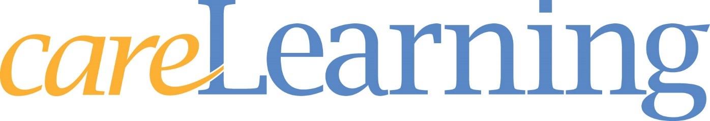 careLearning logo.