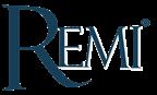Remi logo.