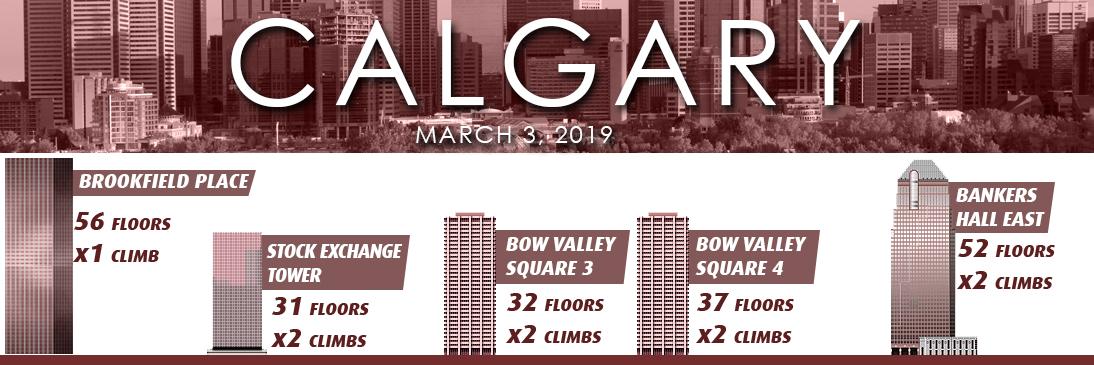 Step Up Challenge - Calgary