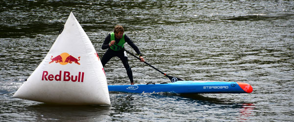 SUP Battle of the Thames, Chris Rashley