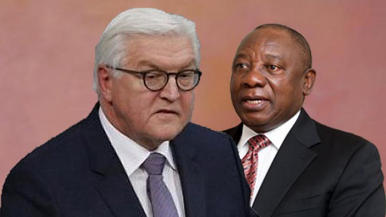 Bundespräsident in Südafrika