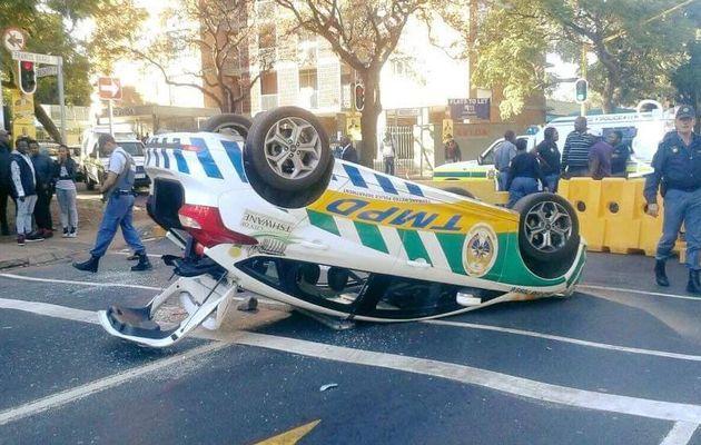Public Unrest in Tshwane