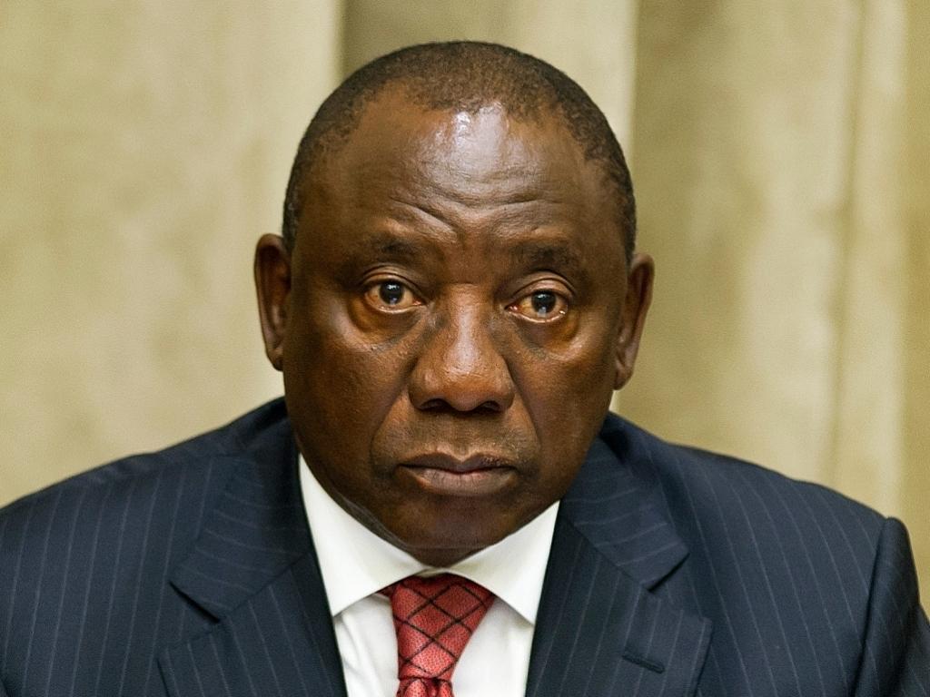 Lame Duck Cyril Ramaphosa