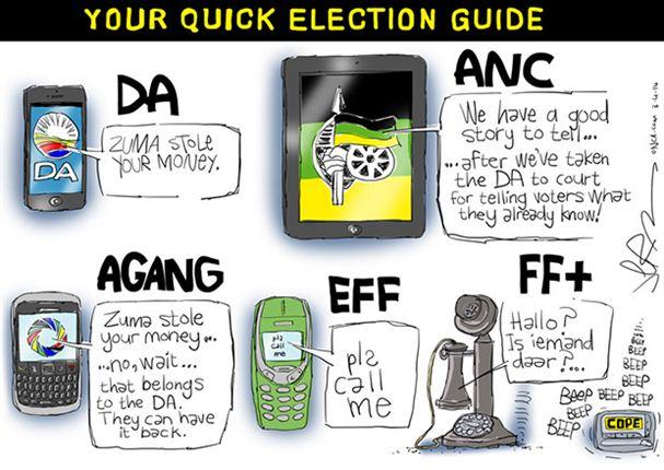 SA Election Guide 2016