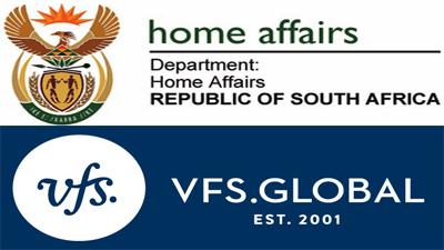VFS Service Centres